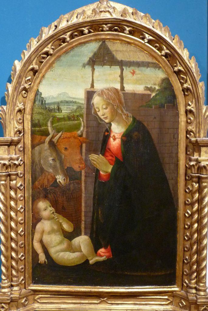 3 I 03.- Taller Domenico Guirlandaio