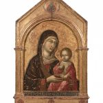 Anónimo de Escuela Duccio di Buoninsegna (c. 1255, Siena -c.1319, Siena)
