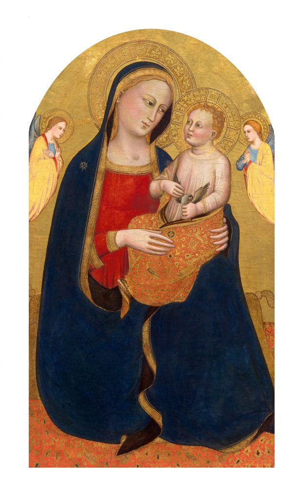 Tabla del Maestro de la Madonna Lazzaroni