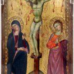 Fig. 2.- Mtro. Panzano. Crucifixión, Museo de Rávena