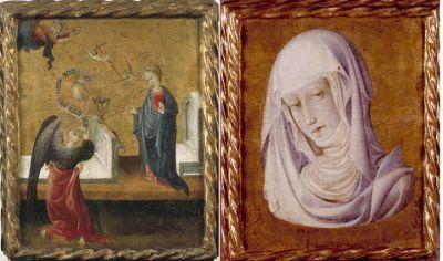 Foto 1.- Veronica de la Virgen. Gonçal Peris. Museo BB. AA. Valencia